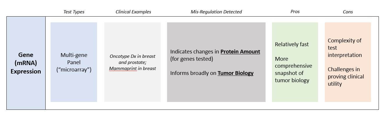 PM Part I - Gene Expression Diagram - Blue Matter Consulting