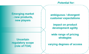 Challenges in the Digital Therapeutics Market