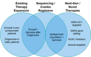 Evolution of Spinal Muscular Atrophy (SMA) Therapy